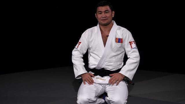 Why Mongolians Are So Strong In Judo ...