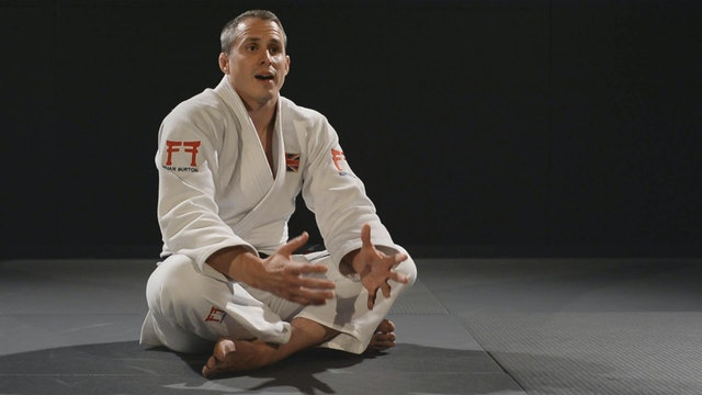 Late Developer In Judo | Interview | Euan Burton