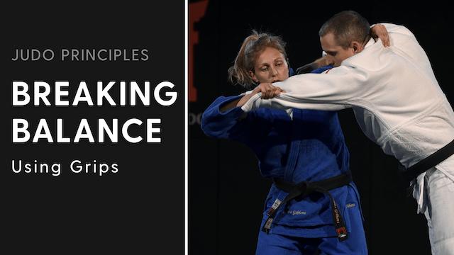 Using grips | Judo Principles