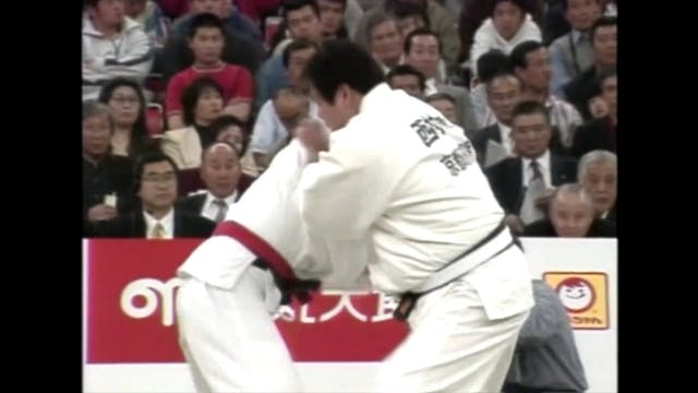 Attack on right side | Inoue (FRA)