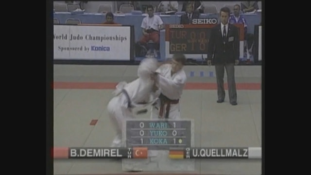 Udo Quellmalz - Kumi kata - left v extreme right