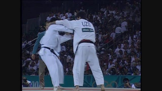 Ippon Seoi nage - left v left | Jeon