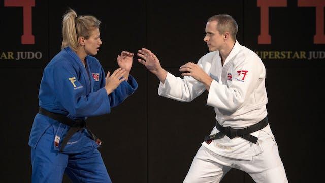 Pre-grip | Judo Principles