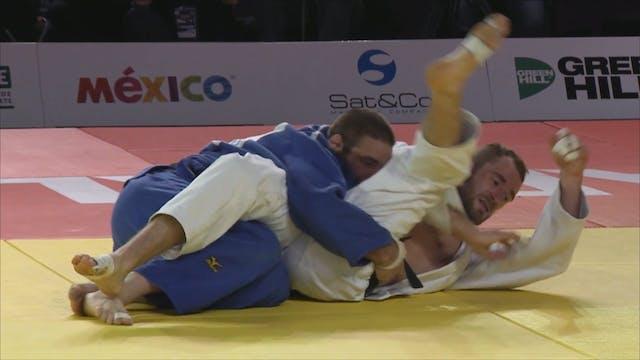101: Osaekomi - BEL v USA -81kg