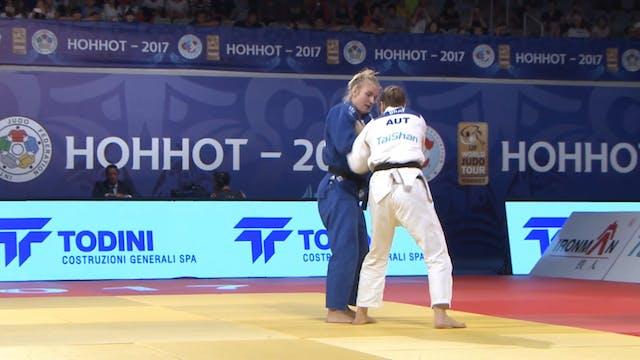 101: Utsuri goshi - AUT v NED -78kg
