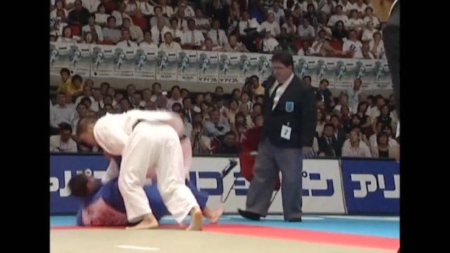 Winning The 2003 World Championships | Interview | Kosei Inoue