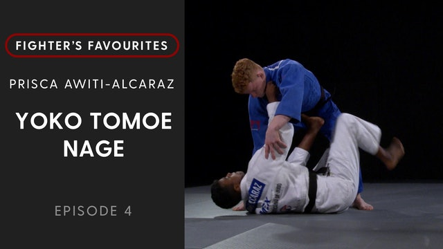 Yoko Tomoe Nage | Prisca Awiti Alcaraz | Fighter's Favourites