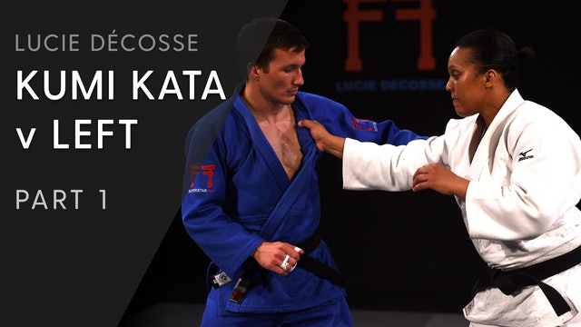 Kumi Kata v Left Overview | Lucie Décosse