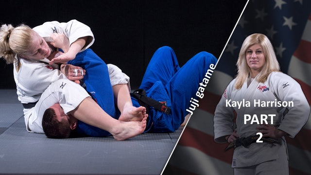 Juji gatame - The catch | Kayla Harrison