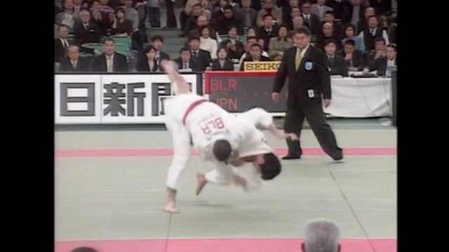 2005 Kano Cup | Interview | Kosei Inoue