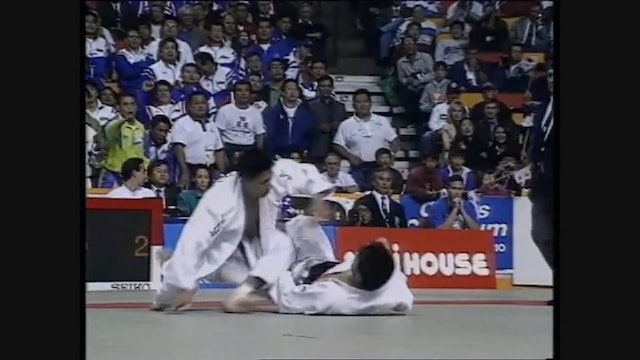 1993 Worlds Final | Interview | Ki-Young Jeon