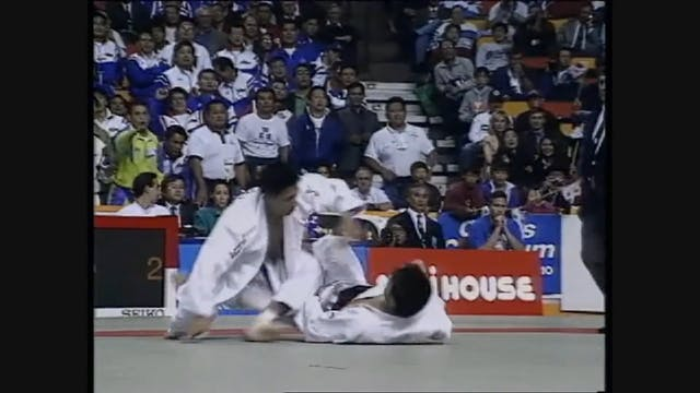1993 Worlds Final | Interview | Ki-Yo...
