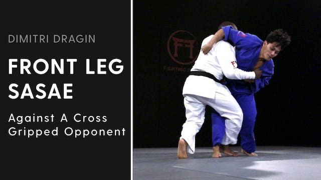 Against A Cross Gripped Opponent | Fr...