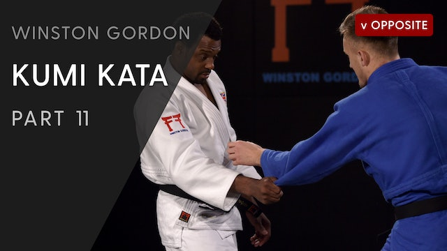 Lapel grip break | Winston Gordon