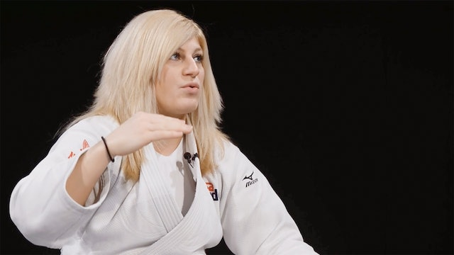 Mental Preparation | Interview | Kayla Harrison