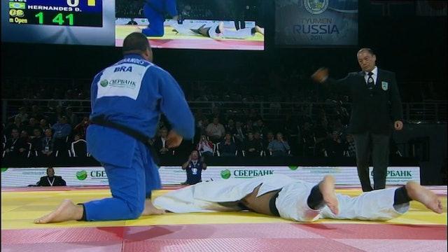 2011 World Judo Openweight Championships | Tyumen