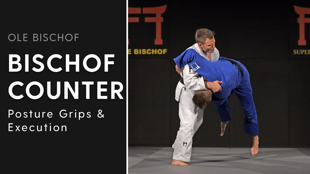Bischof Counter - Posture, grips & execution | Ole Bischof