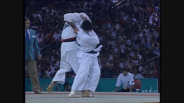 Morote seoi nage - left v right | Jeon