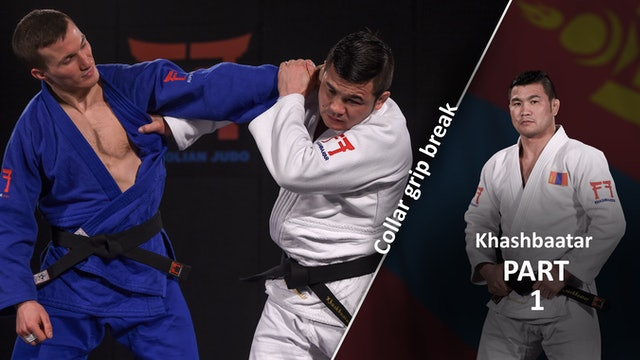 Collar grip break - Overview | Khashbaatar