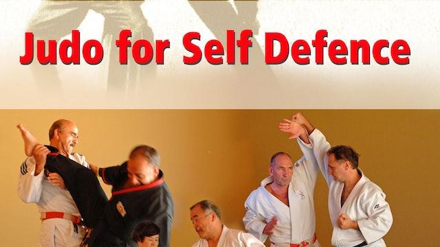 Judo For Self Defence (English)
