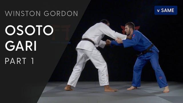 Osoto gari - Overview | Winston Gordon