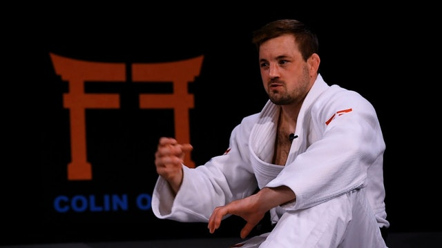 Advice For Aspiring Judoka | Interview | Colin Oates