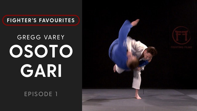 Osoto Gari | Gregg Varey | Fighter's Favourites