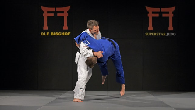 Posture, grips and execution | Ole Bischof