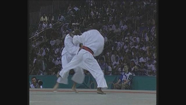 Udo Quellmalz - Harai tsuri komi ashi - left v left