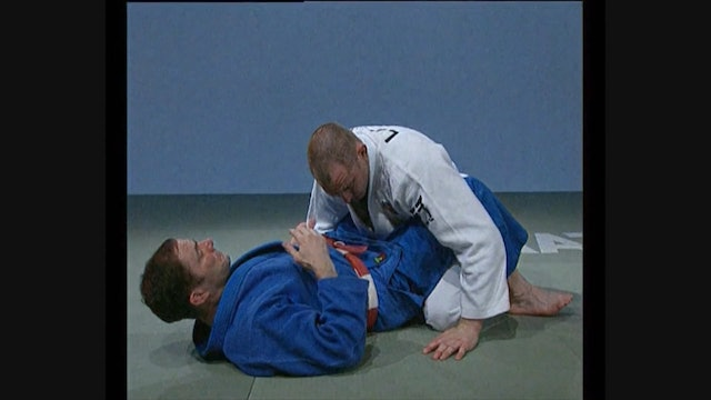 Neil Adams - Gyaku hishigi - Hand Position (Illegal)