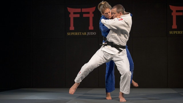 Leading the movement | Judo Principles