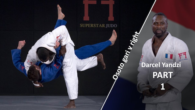Osoto Gari v Right | Darcel Yandzi