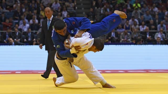 Uchi Mata from Tsurikomi Goshi Compet...