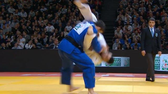 101: Juji gatame - GEO v FRA -81kg