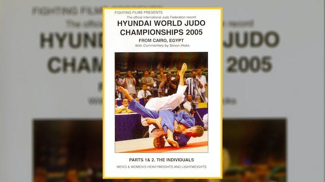 2005 World Judo Championships   Cairo