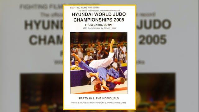 2005 World Judo Championships | Cairo