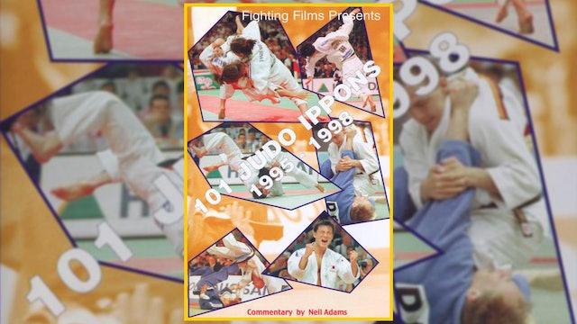 101 Judo Ippons 1995 - 1998