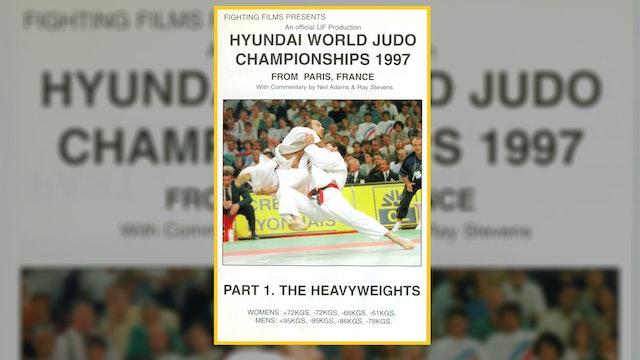 1997 World Judo Championships: Heavyweights   Paris