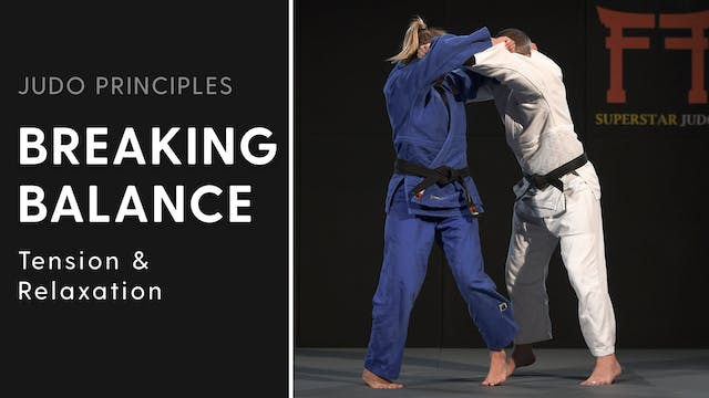 Tension and Relaxation | Judo Principles