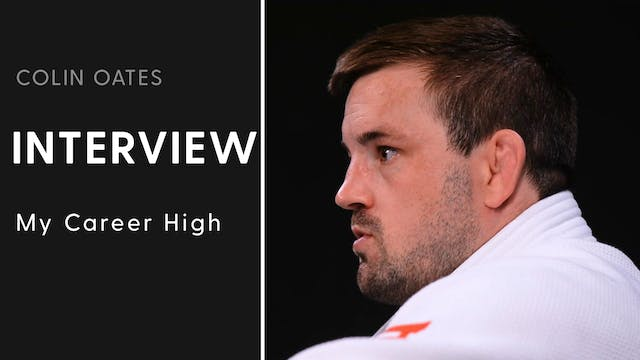 My Career High | Interview | Colin Oates