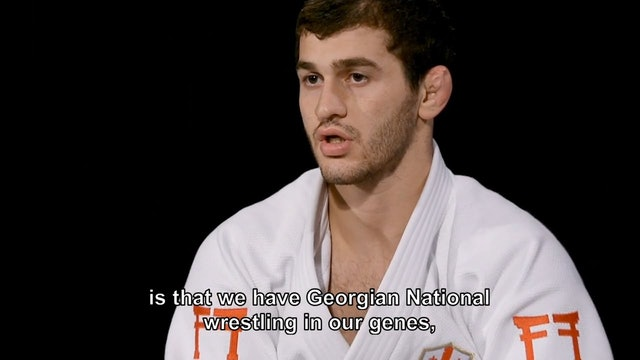 Why Georgian Judo Is So Different | Interview | Tchrikishvili