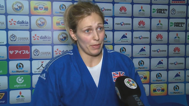 2015 World Judo Championships: Women | Astana