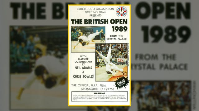 1989 British Open