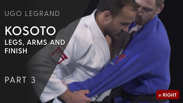 Kosoto - Legs, arms and finish vs opposite | Ugo Legrand