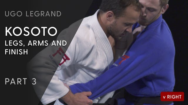 Kosoto - Legs, arms and finish vs opp...