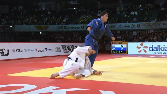 101: Ashi Guruma - KOR v JPN +100kg