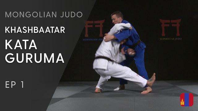 Kata guruma - Overview | Khashbaatar