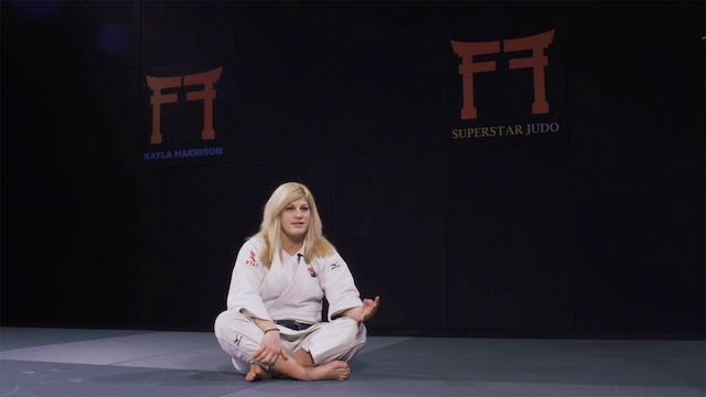 Fighting at the Olympics | Kayla Harrison