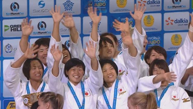 2015 World Judo Team Championships | Astana