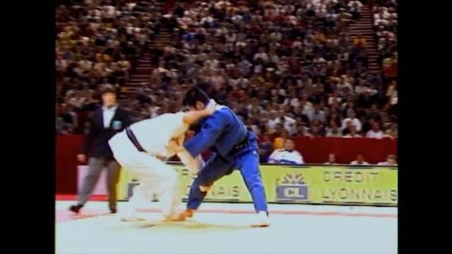 Right armpit grip   Inoue (FRA)